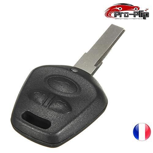Pro-Plip Klappschl/üssel Porsche Boxster Carrera Cayenne GT2 GT3 911 968 986 996 3 Tasten Schutzh/ülle