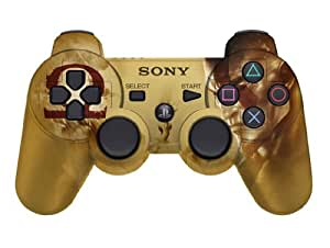 Sony - Mando Inalámbrico Dual Shock 3 God Of War Ascension (PS3)