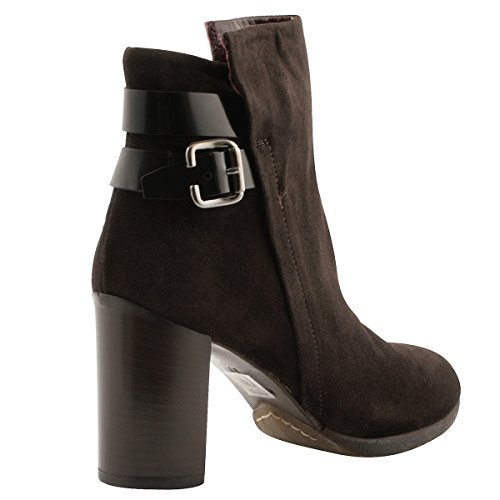 Brown Exclusif Exclusif Boots Paris Women's Paris PfwOq
