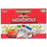 Monopoly The Original Funskool Classic Family Board Game Children