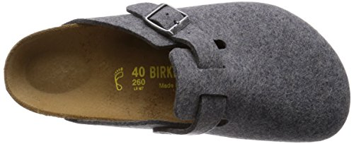 Birkenstock Boston Wollfilz N (160361)