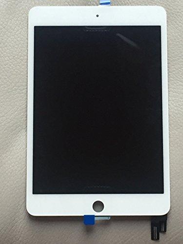(OEM LCD Screen For iPad Mini 4 -White - 6 Month Warranty )