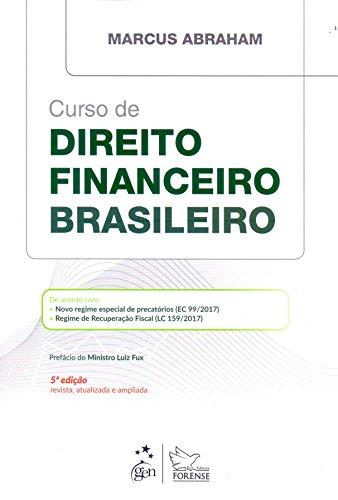 Curso de Direito Financeiro Brasileiro