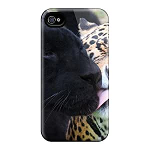 Busttermobile168 Case Cover For Ipod Touch 5 - Retailer Packaging Jaguar Black Panther Protective Cases