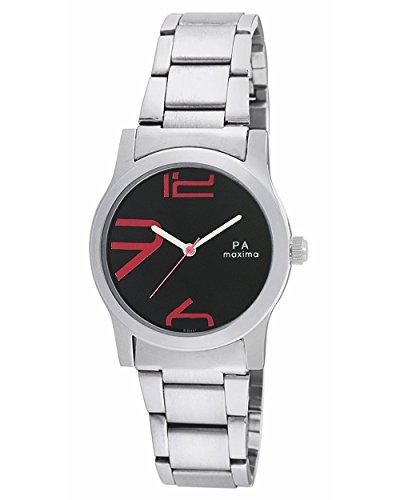 Maxima Analog Multi-Colour Dial Women's Watch – O-46667CMLI
