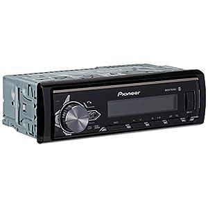 Pioneer-MVH-X3-Receptor-de-Medio-Digital-con-Mixtrax-Bluetooth-Integrado-y-Control-Directo-para-iPodiPhone-y-Algunos-Telfonos-Android