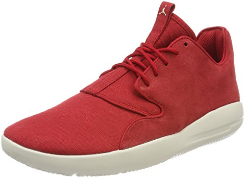 Jordan Mens Eclipse Low Top Lace Up Trail Running Shoes, Red, Size 11.0