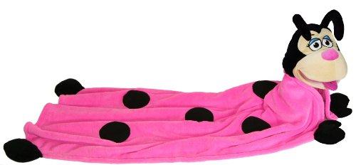 Cuddleuppets Pink Ladybug