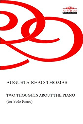 Two Thoughts about the Piano - Sheet Music for Piano
