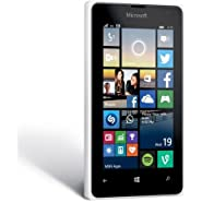 Microsoft Lumia 435 Windows 8 GSM Smartphone - No Contract, T-Mobile