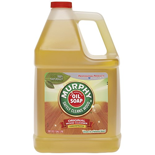 Cleaner Palmolive Colgate (Murphy 101103 Oil Soap Liquid, 1 gallon)