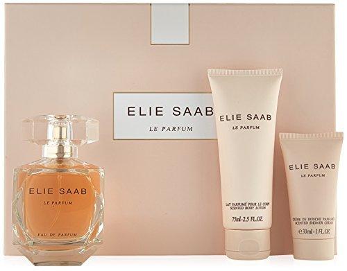 Elie Saab Le Parfum 3 Piece Gift Set for Women by Elie Saab