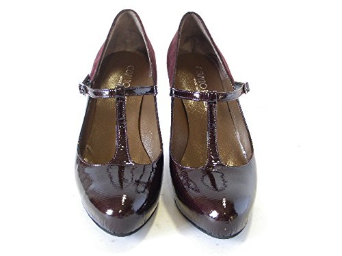 OSVALDO PERICOLI , Damen Pumps Bordeaux
