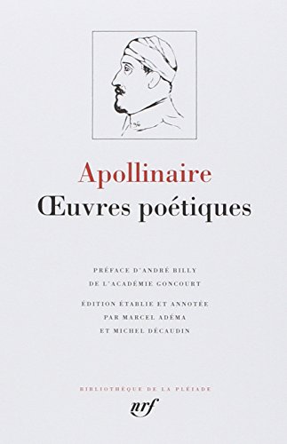 Oeuvres Poetiques (French (Guillaume Leather)