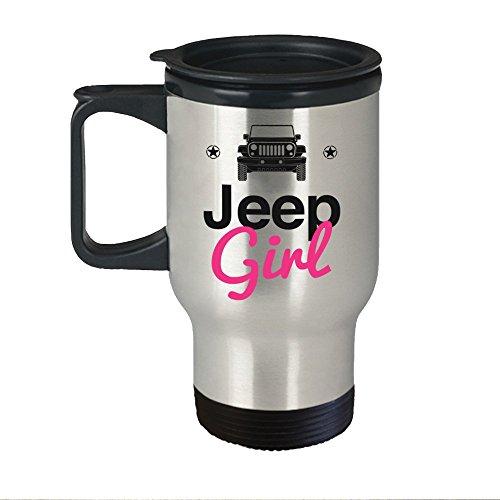 Jeep Travel Mug Stainless Girlfriend product image