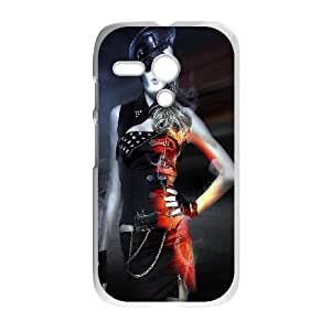 Motorola G Cell Phone Case White_Battlefield 3 French Comman TR2410024