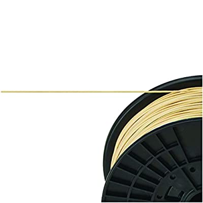Iglide i170 Tribo 3D Printer Filament, 1.75 mm Diameter, 0.25 kg Spool, Yellow