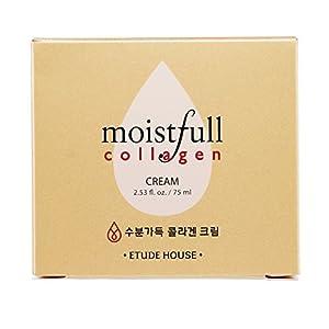 Etude House Moistfull Collagen Cream, 75ml/2.53 Ounce