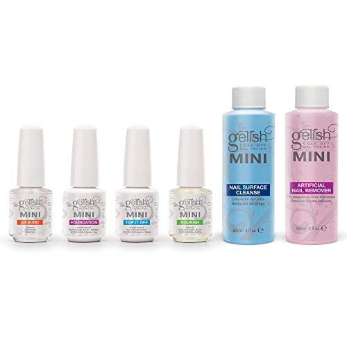 gelish mini nail polish - 4