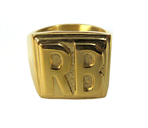 Anchorman Ring Ron Burgundy Channel 4 (US 10)