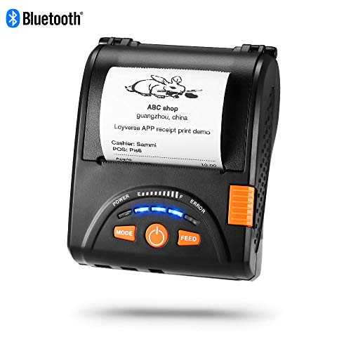 Wireless Thermal Printer - Office Supplies