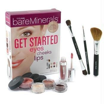 Get Started™: Eyes Cheeks Lips - Light to Medium