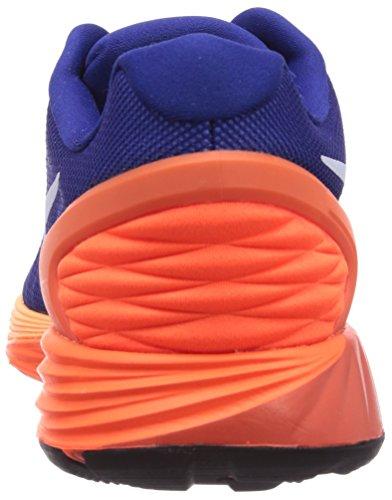 bl Blau Laufschuhe 6 wht Nike Lunarglide hypr pch c Dp crmsn ryl Herren wOw0x