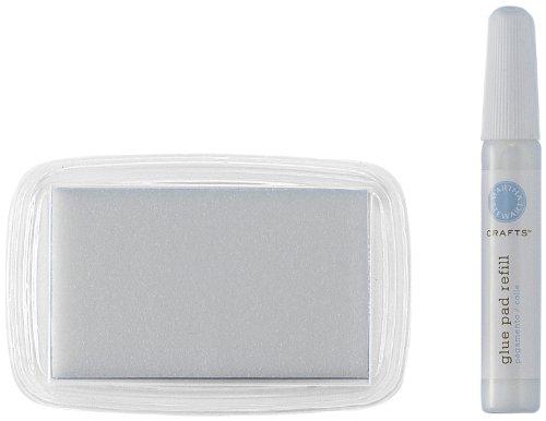 Glue Pad - Martha Stewart Crafts Glue Pad Refill Kit