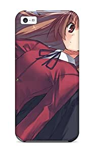 New Fashion Premium Tpu Case Cover For Iphone 5c Toradora!
