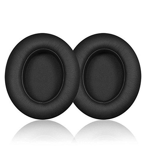 EEEKit Replacement Earpads Cushions Memory Foam for Beats Studio 2.0 Wired / Wireless Over-Ear Headphones (Black)
