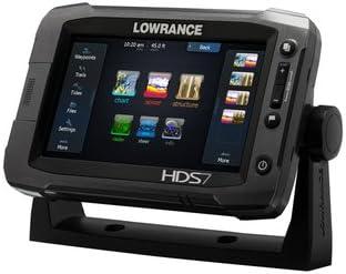Lowrance HDS-7 Gen2 Touch GPSPlotter/Sonda (importado): Amazon.es: Electrónica