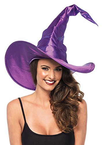 Leg Avenue Women's Costume, Purple, One Size -