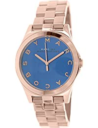 Marc By Marc Women's Henry MBM3213 Rose Gold Stainless-Steel Quartz Watch