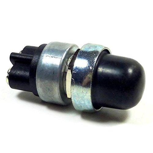 Honscreat interruttore di avviamento a pulsante momentaneo per uso gravoso da 12 Volt cc 50 Ampere-9190