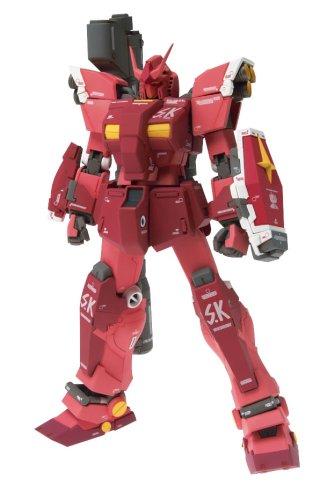 (Bandai Tamashii Nations #0040 Kyoshiro Maniax Warrior Frame Model Kyoshiro Maniax Action Figure - Fix Figuration, Red)