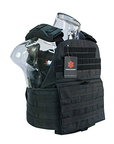 Armacorp | GRUNT Gen 1 Modular Tactical Vest | 500D Cordura | Made In Korea