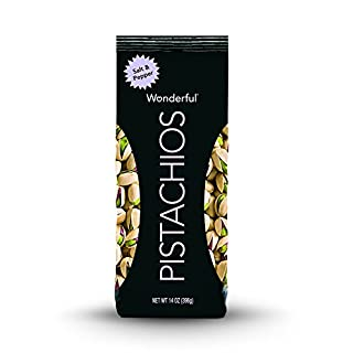 Wonderful Pistachios, Salt and Pepper Flavor, 14 Ounce Bag