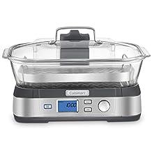 CUISINART STM-1000C Cook Fresh Digital Glass Steamer, Silver