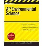 CliffsNotes AP Environmental Science (Cliffs AP) (Paperback) - Common