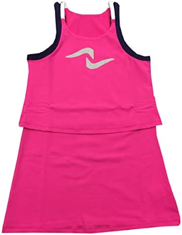 Vestido Padel Naffta Niña 991-10: Amazon.es: Deportes y aire libre