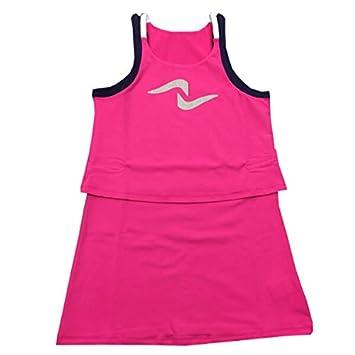 Vestido Padel Naffta Niña 991-12: Amazon.es: Deportes y aire libre