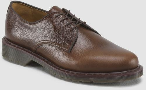 Dr. Martens Men's Octavius Oxford, Dark Brown, 9 UK/10 M US by Dr. Martens