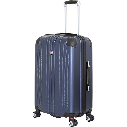 SwissGear Travel Gear 6171 24'' Hardside Spinner (Navy) by Swiss Gear