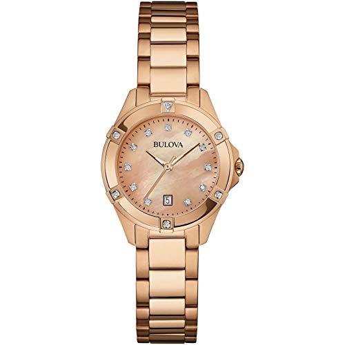 - 97W101 Bulova Wristwatch