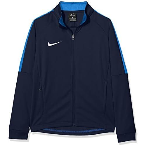 chollos oferta descuentos barato NIKE Y NK Dry Acdmy18 Trk Jkt K Sport jacket Niños Obsidian Royal Blue White S