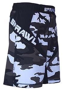 "Sprawl MMA Fusion 3 Series Fight Shorts - urban Camo - 42"""