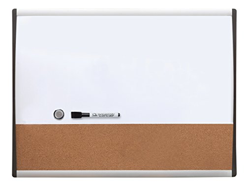 dry erase board with cork board - 3