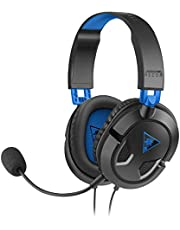 Turtle Beach Ear Force Recon 50P Stereo Gaming Headset for PS4, Blue - TBS-3303-02