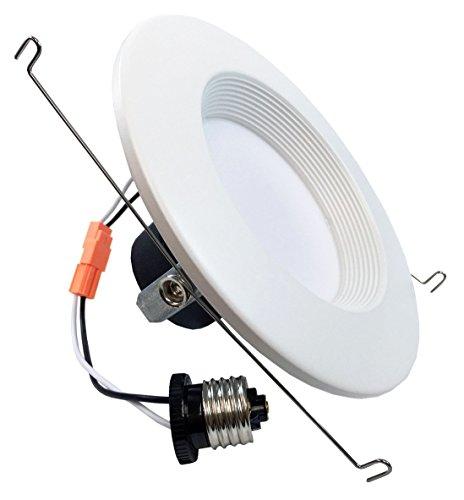 Hongville HV-LED-DL6-6K Gimbal Down Light Trim, Energy St...