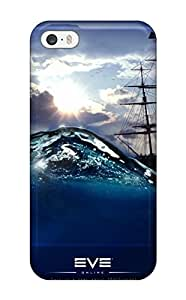 Tpu Case For Iphone 5/5s With Eve Online Design
